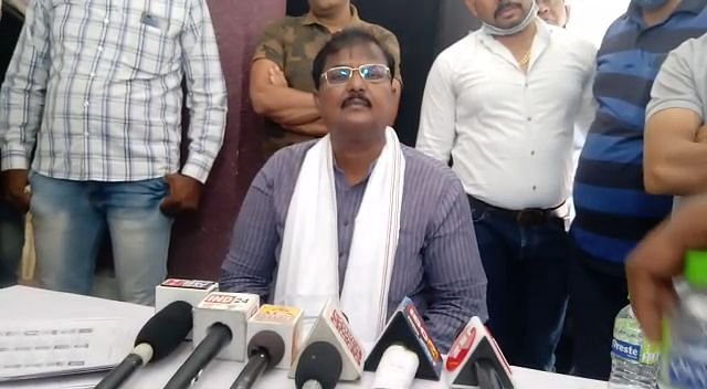 Administration is govt's puppet, FIR should be launched against Tulsi Silawat instead who attended various programmes: Congress Candidate Premchand Guddu