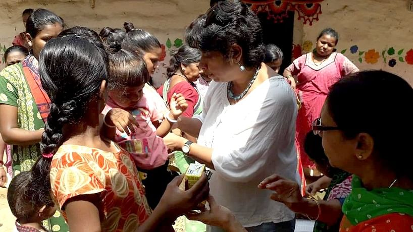 Mumbai: How Tribal Tadka Foundation helped  tribals in Aarey and Sanjay Gandhi National park with rations