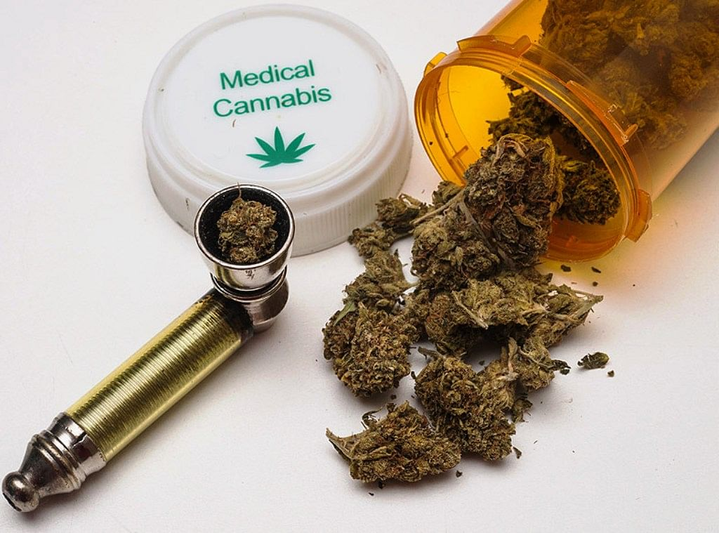 How marijuana ingredient helps reduce lung damage from Covid-19