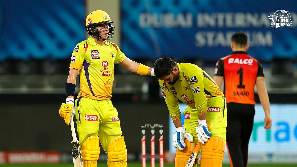 IPL 2020: Why was CSK skipper MS Dhoni struggling while batting against SRH? Hear from the horse's mouth