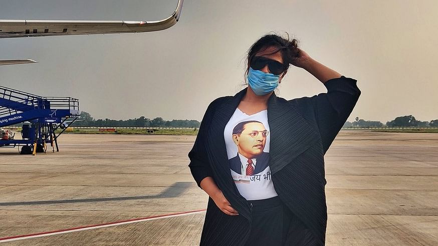FPJ Fashion Police: Amid protests over Dalit woman's rape, Richa Chaddha rocks 'best kind of airport look'