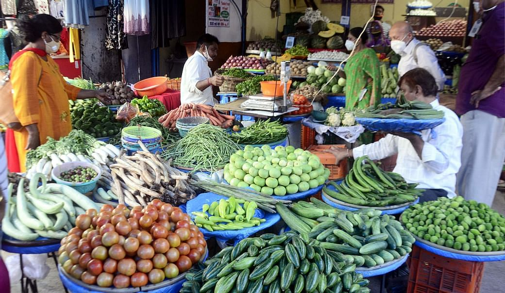 Vegetable prices soar, dampen festival spirit