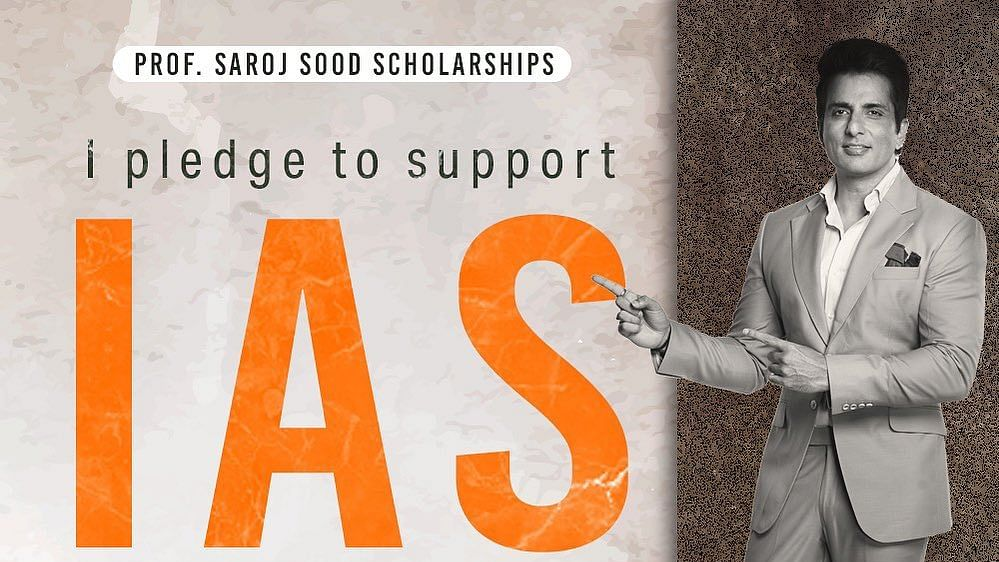Inspired by late mother, Sonu Sood to give wings to IAS aspirants' dreams