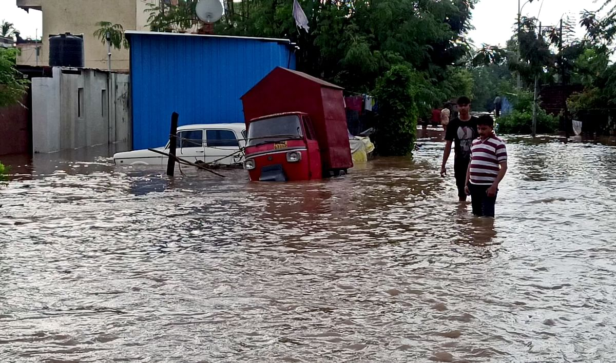 Maharashtra Rains: 8,400 shifted in Solapur, 3 die in Pune - How heavy downpour in state wreaked havoc