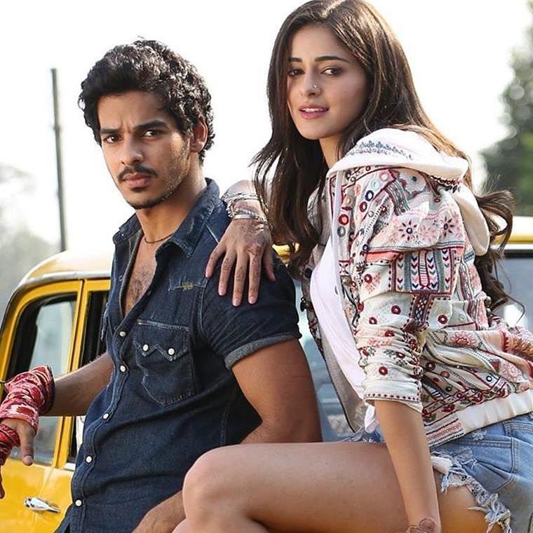 Within a day of its release, 'Khaali Peeli' receives 1-star ratings, negative reviews on IMDb