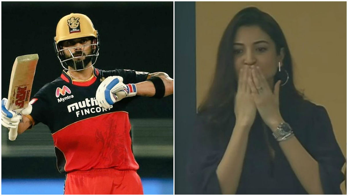 IPL 2020, RCB vs CSK: Twitter thrilled as Anushka Sharma turns up to cheer for Kohli