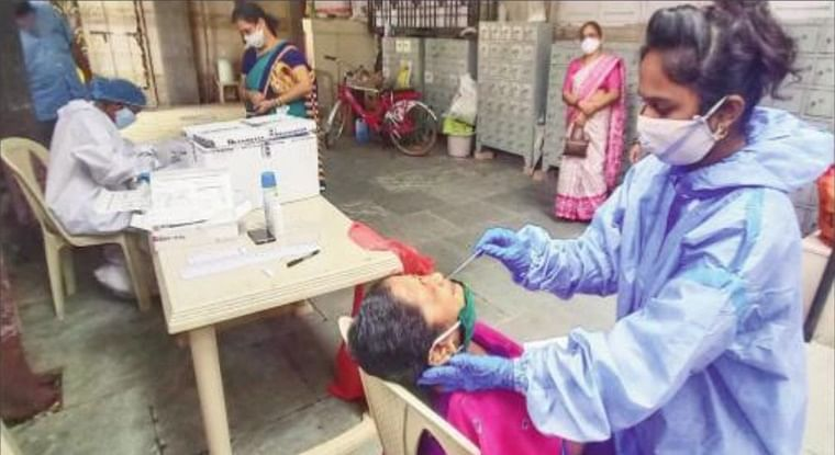 In each BMC ward, more than 100 teams of ASHA workers are deployed and each team comprises of three members
