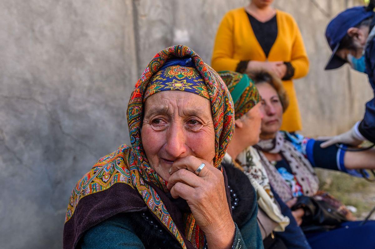 Tensions at rise between Azerbaijan and Armenia