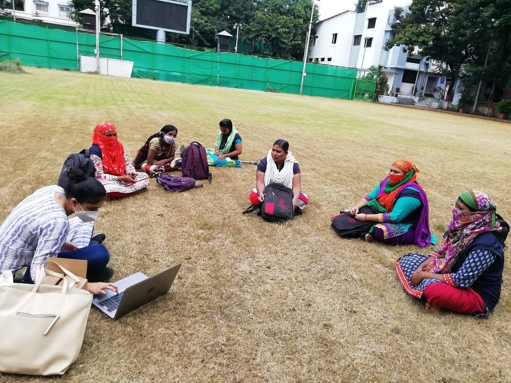 International Girl Child Day 2020: Pune's 'Badlaav Social Reform Foundation' is breaking taboos by promoting sustainable menstruation