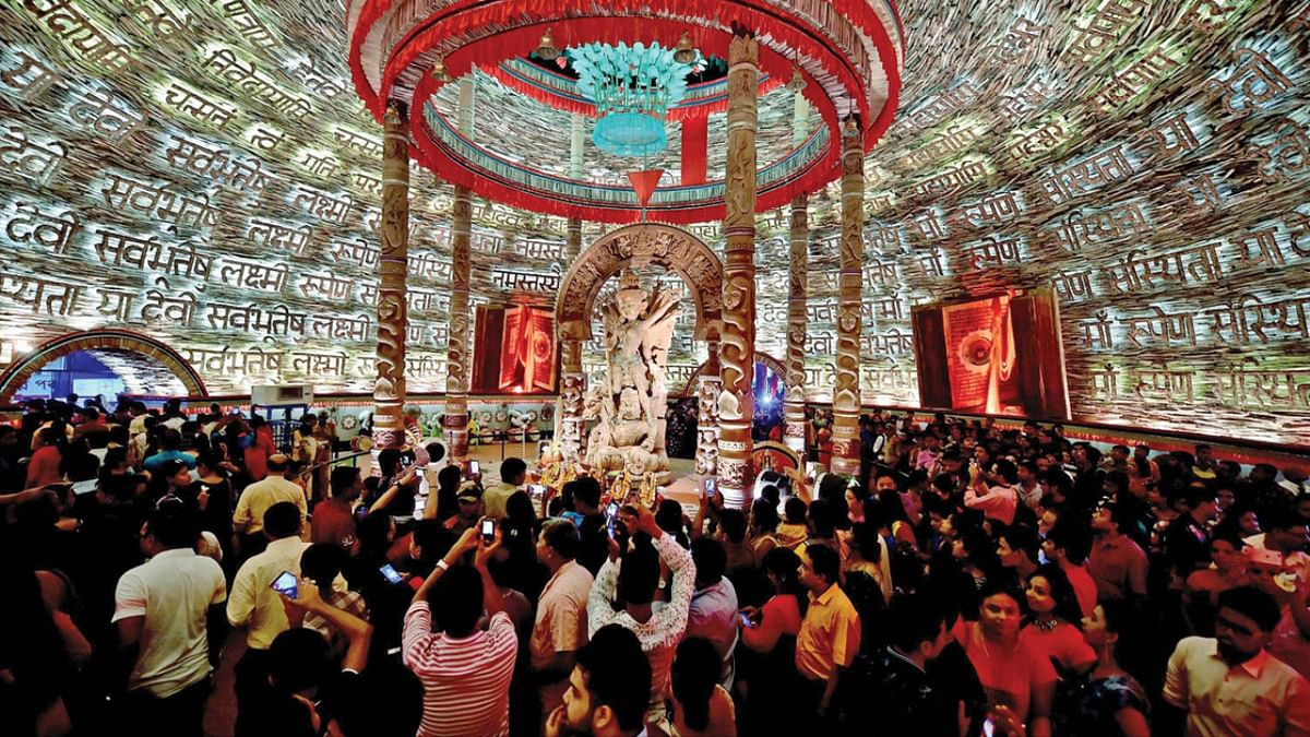 Durga Puja 2020: All pandals made 'no-entry' zones; here's what's allowed, what's not