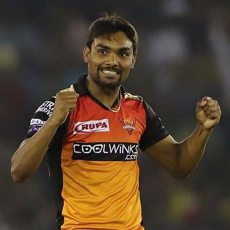 Sandeep Sharma becomes 6th Indian pacer to take 100 IPL wickets