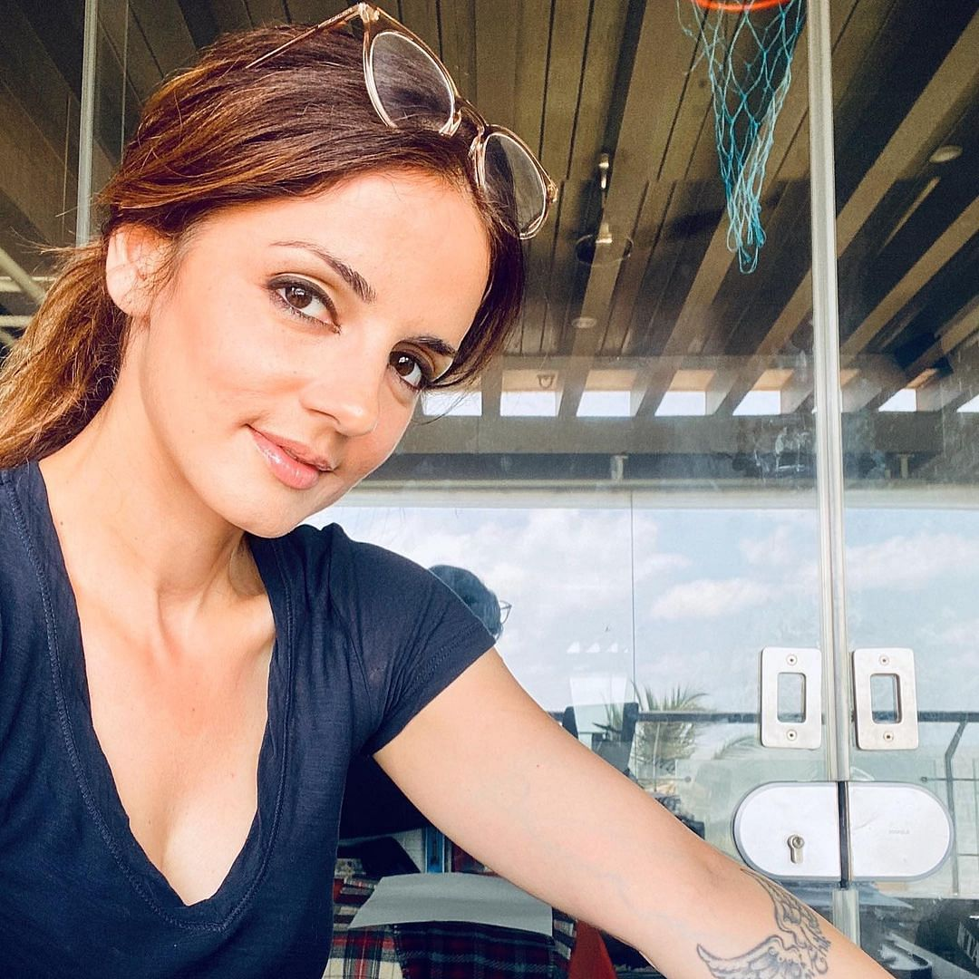 Sussanne Khan's Instagram account hacked after clicking on a hoax mail