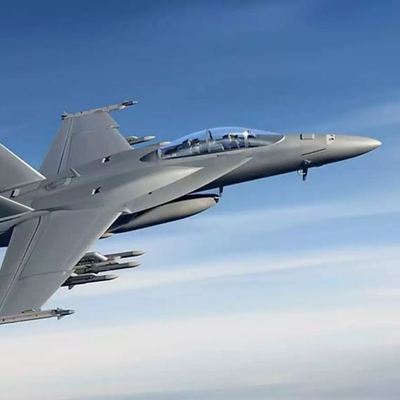 US offers F-18 fighter jets to India for Naval requirement
