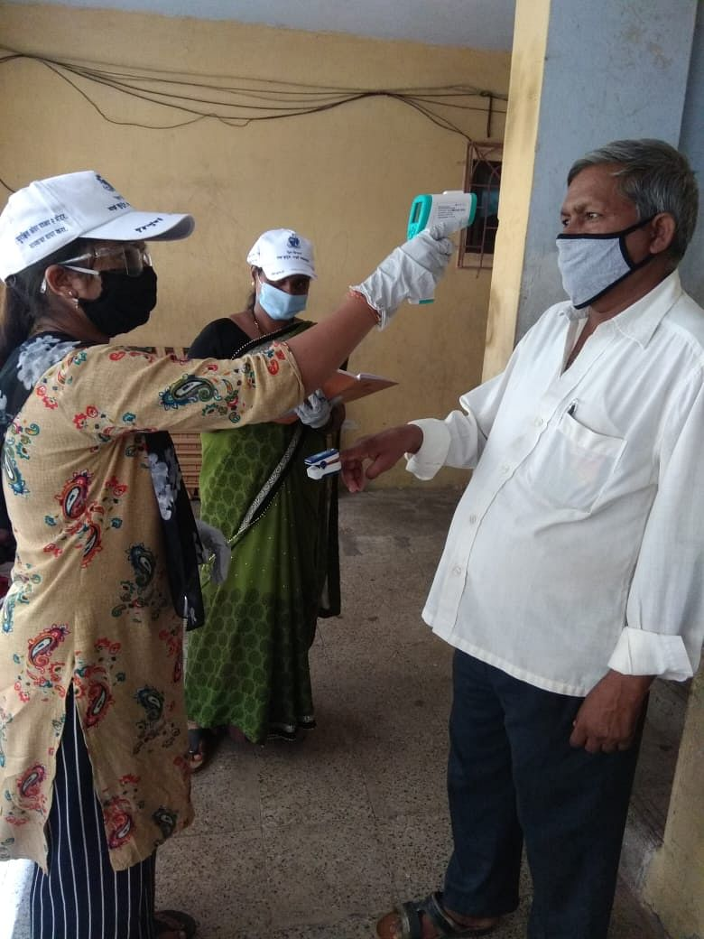 Coronavirus in Panvel: PMC reports 106 cases under 'My Family My Responsibility' campaign'