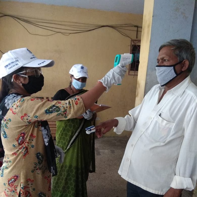 Coronavirus in Panvel: PMC asks citizens to take body oxygen and temperature in phase 2 of 'My Family My Responsibility' campaign