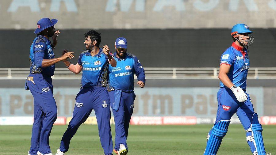 IPL 2020: MI stroll to 9-wicket win over DC