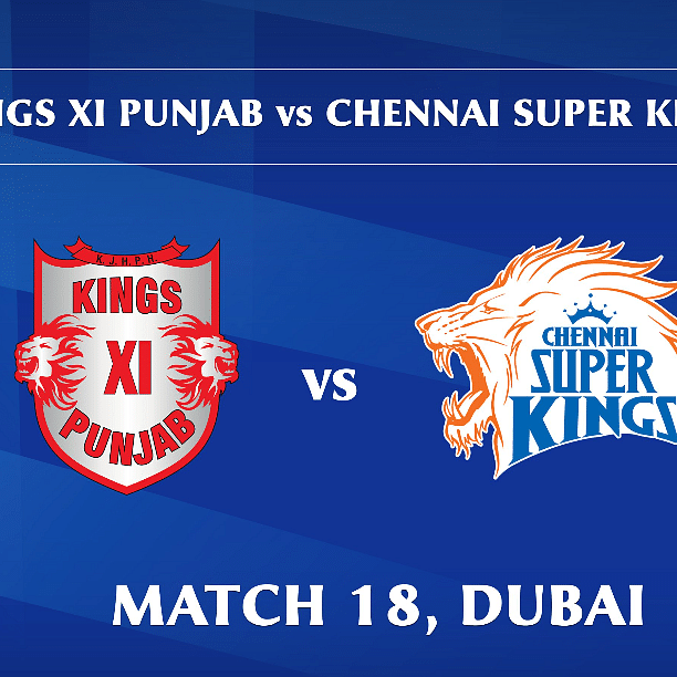 Kings XI Punjab vs Chennai Super Kings LIVE: Score, Commentary for the 18th match of Dream11 IPL