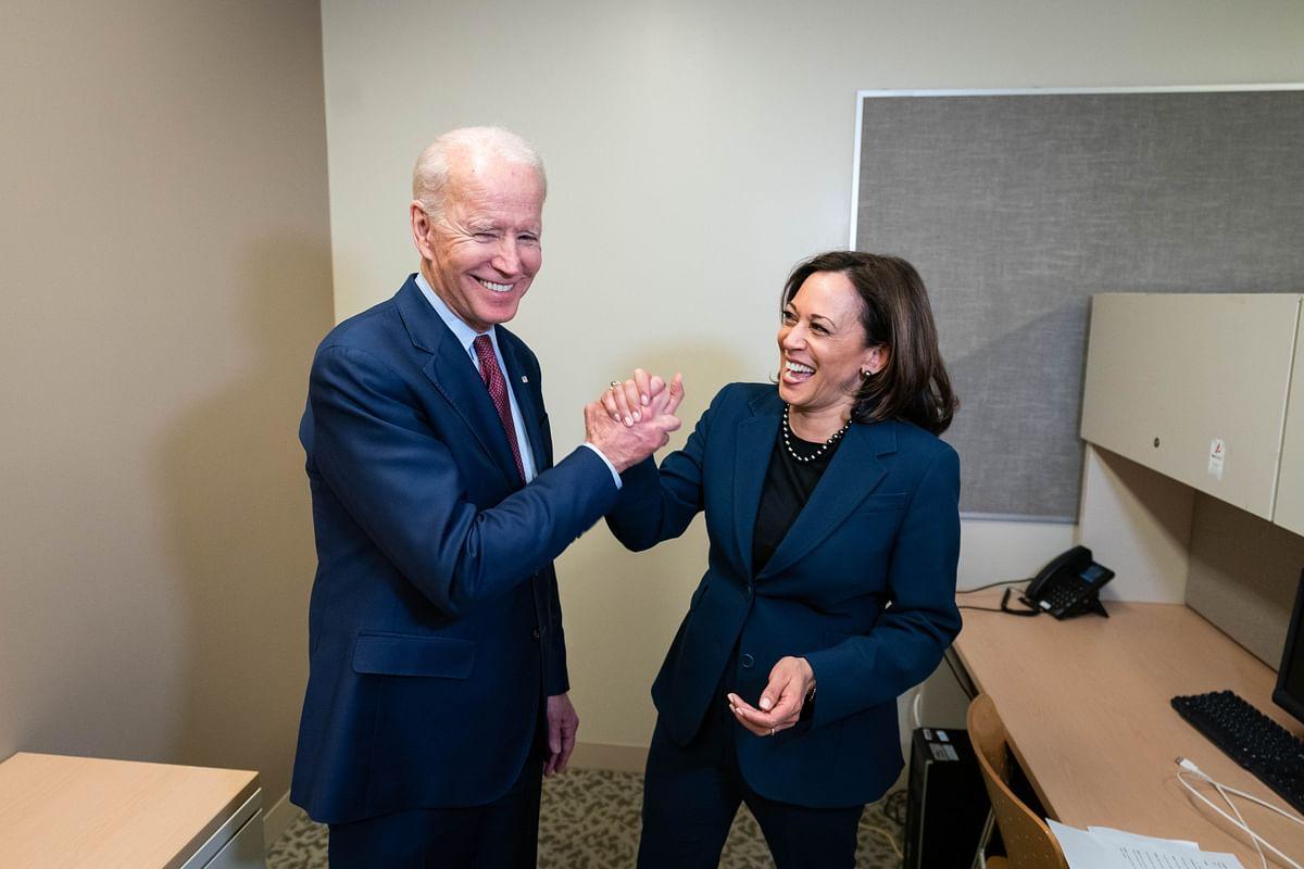 'Next birthday at White House': Biden wishes Kamala