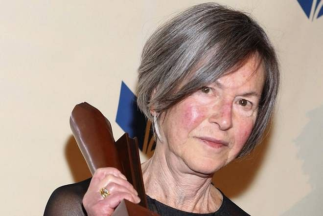 American poet wins Nobel prize in literature