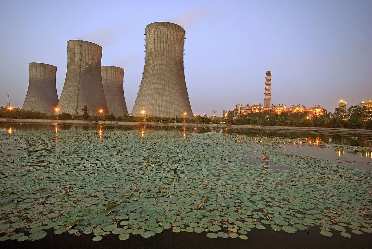 NTPC Dadri strives to become the cleanest coal-fired plant of India