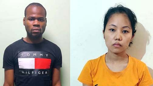 Bhopal: Nigerian, Indian woman friend arrested for duping people