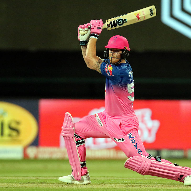IPL 2020: Centurion Stokes and Samson steer RR to 8-wicket win over top-ranked MI