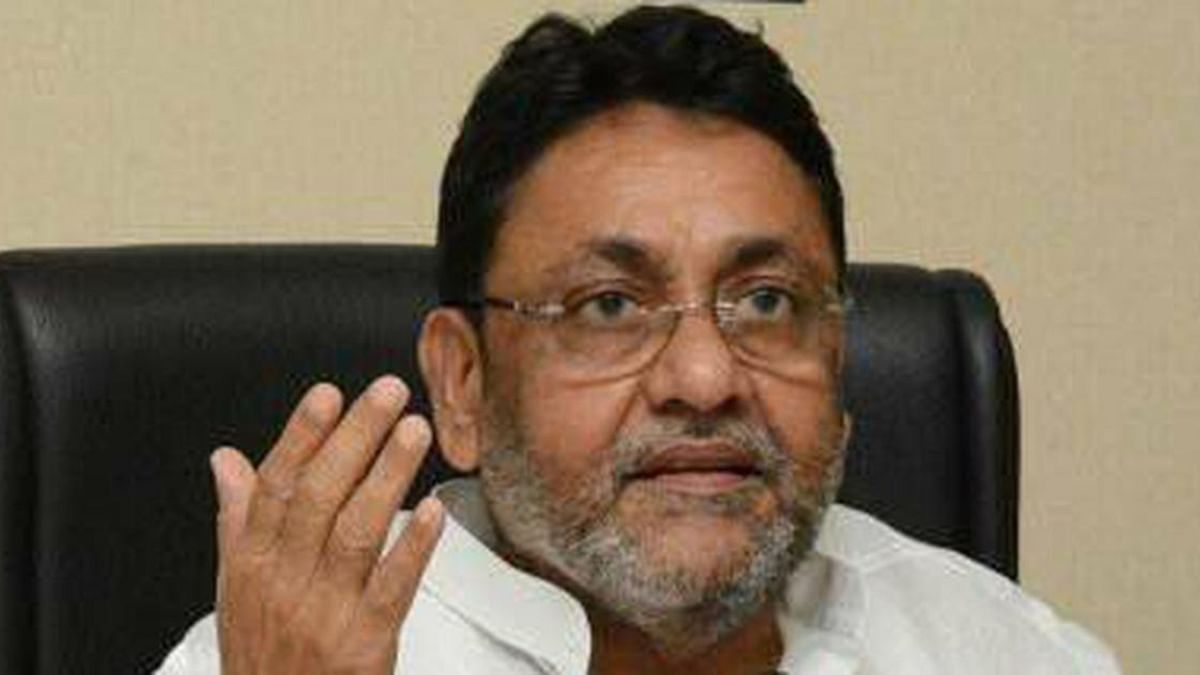 'Attempt to malign MVA govt': NCP's Nawab Malik reacts to BJP campaign against home minister Anil Deshmukh