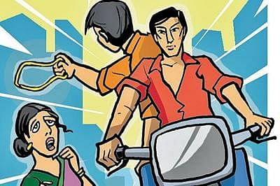 Mumbai Crime Watch:  Notorious Delhi-based chain snatcher, aide held in Malad