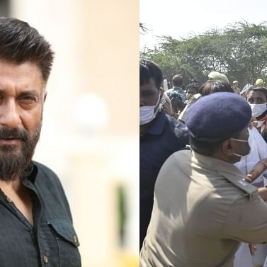 Vivek Agnhihotri targets Rahul Gandhi, calls him a 'bad actor'