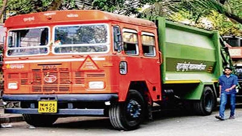 BMC withdraws new dumpers, restores old ones after workers' complaints