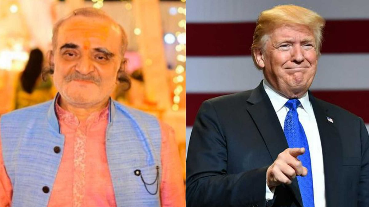 Trump vs Biden, who will be next US President? Indian astrologer Shankar Charan Tripathi has an answer for you