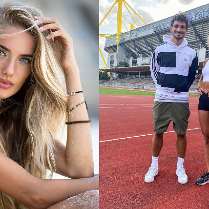 From hottest athlete tag to beating Mats Hummels: Alica Schmidt bares it all to FPJ