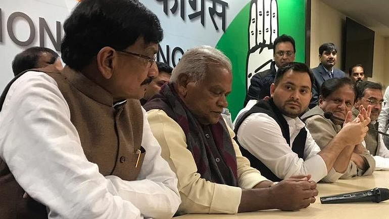 Seat-sharing talks between RJD and Cong stuck, CPI-ML issues list of 30 seats on its own