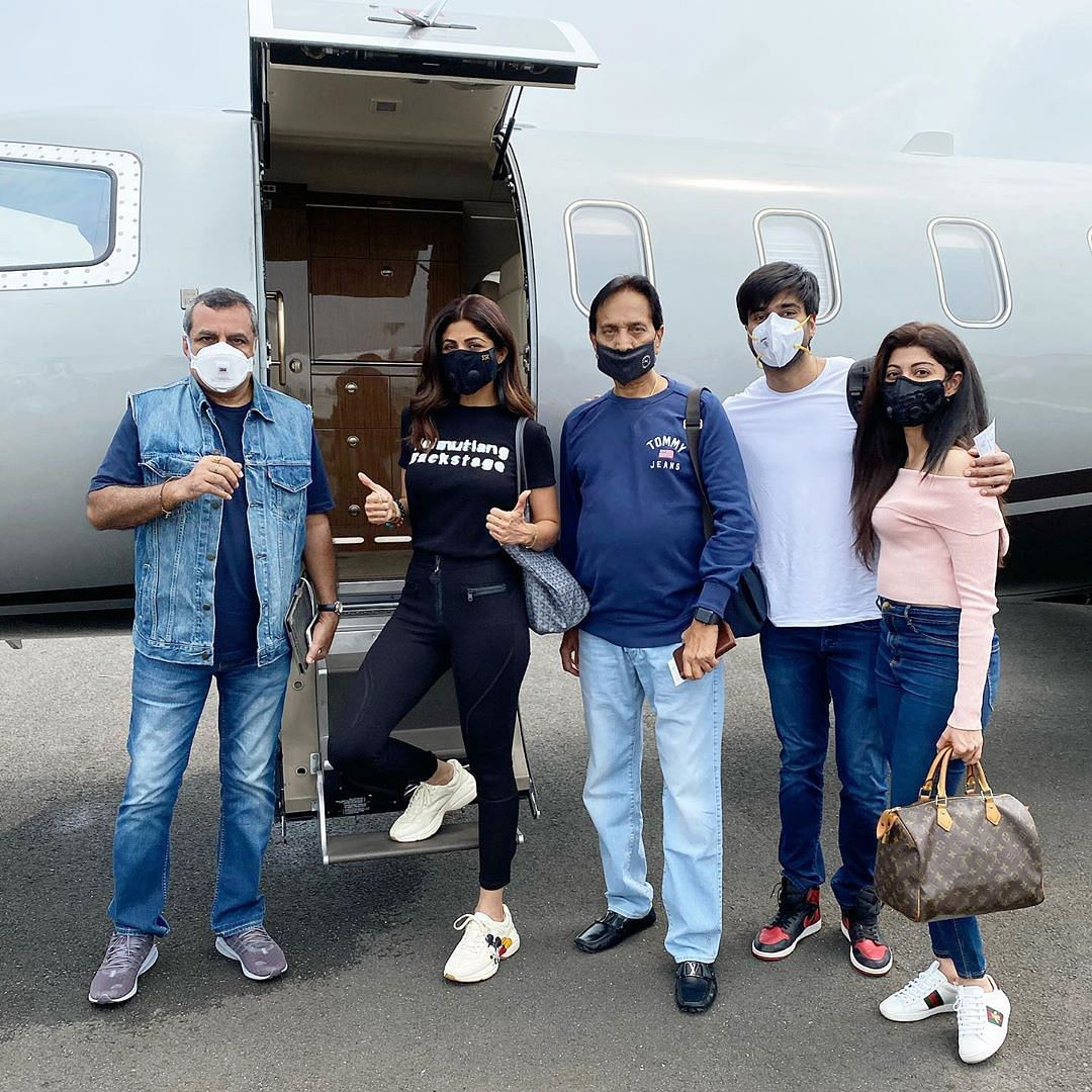 Hungama 2:  Paresh Rawal, Shilpa Shetty and Meezaan off to Manali to resume shoot after COVID-19 test