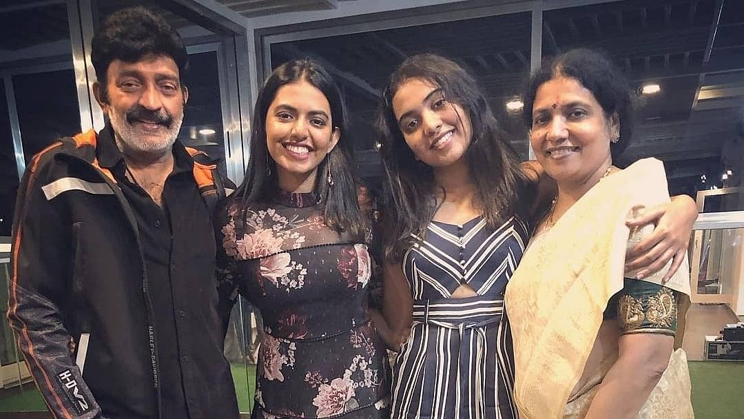 'Stable and getting better':  Telugu actor Rajasekhar's daughter shares health update