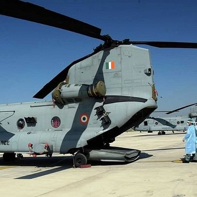 Indian Air Force Day 2020: IAF inducts indigenous Airborne Rescue Pod for Isolated Transportation