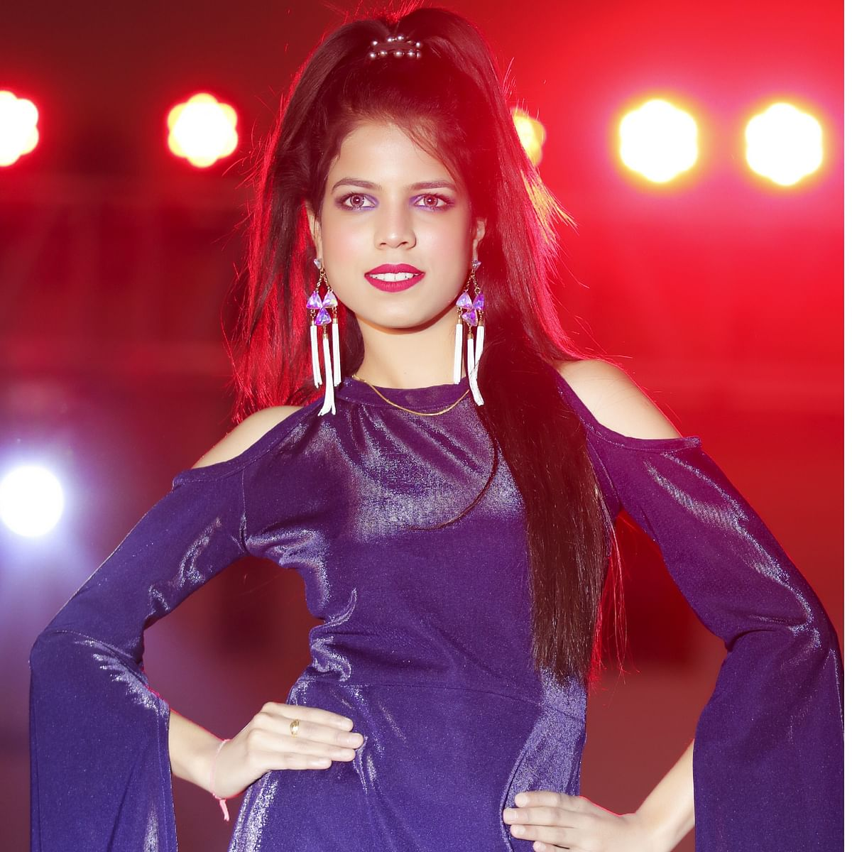 Madhya Pradesh: Local lass from Dhar selected for Miss India International contest