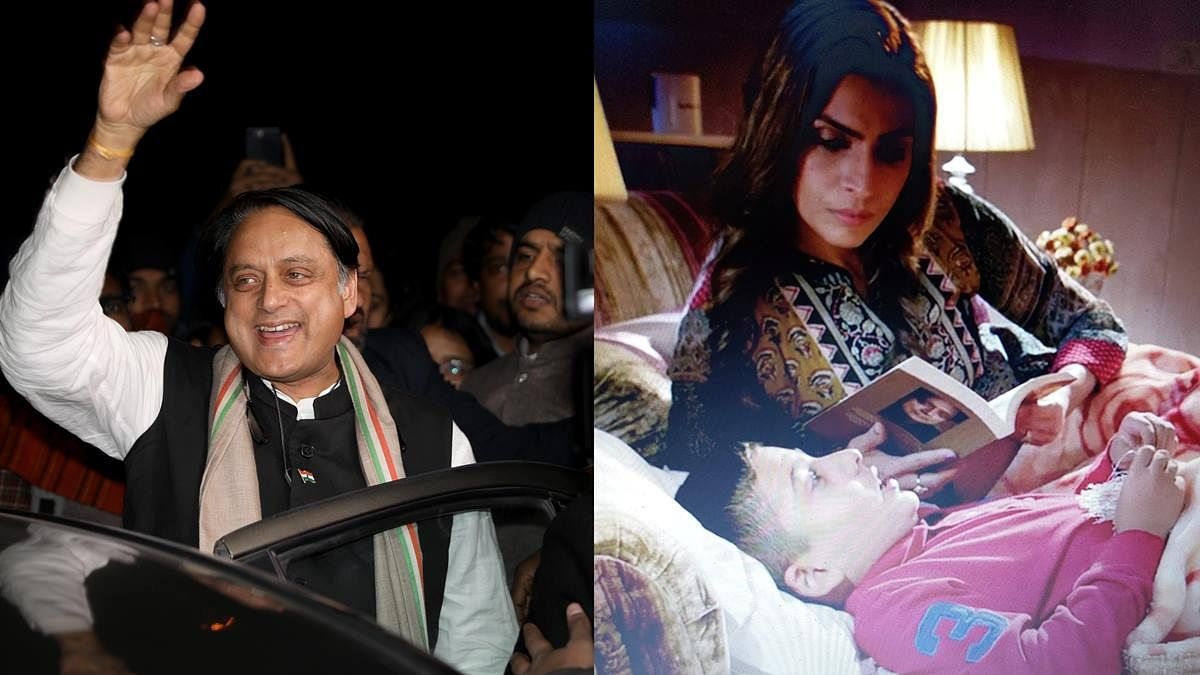 Shashi Tharoor lauds Punjabi cinema for featuring his book, says 'Bollywood doesn't have time for mundane pursuits'