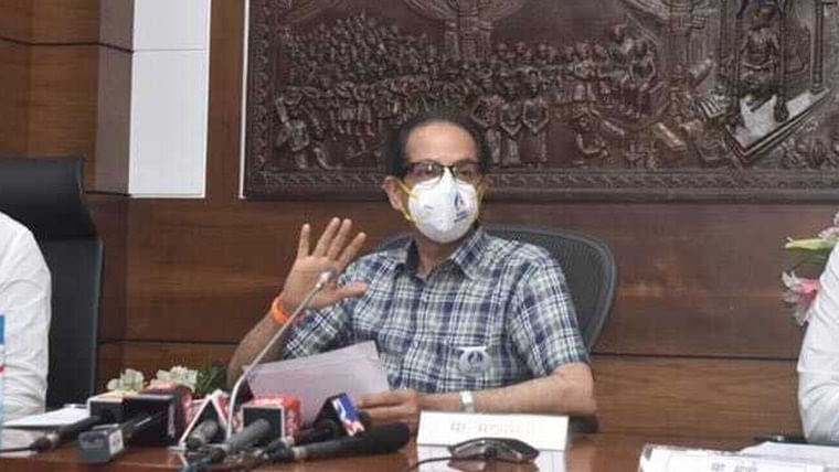 Maha CM Uddhav Thackeray announces Rs 10,000 cr relief package for flood-hit areas