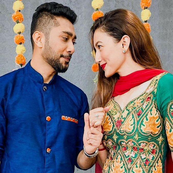 Gauahar Khan, 37, debunks reports of marriage with Ismail Darbar's 24-year-old son Zaid