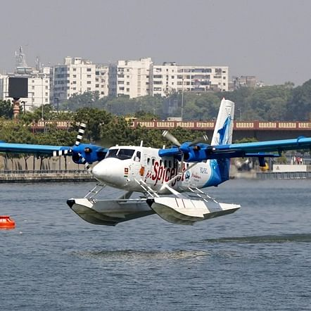 SpiceJet to launch seaplane services in India on October 31