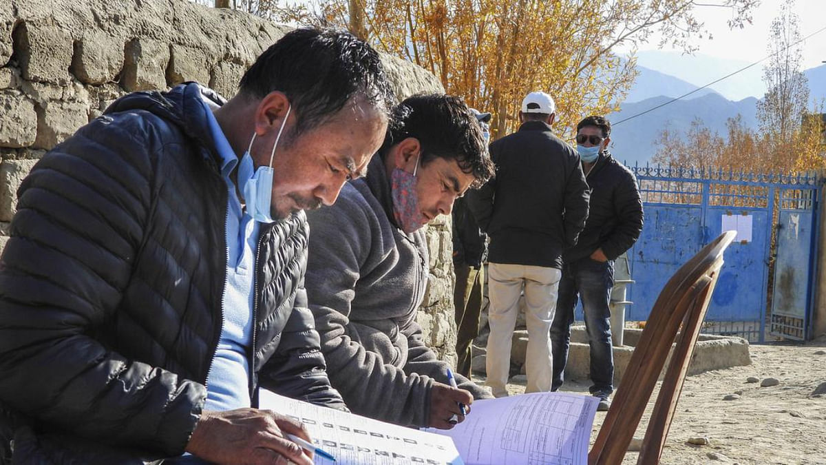 BJP wins big in Ladakh, sweeps 15 out of 26 seats in Hill Council elections