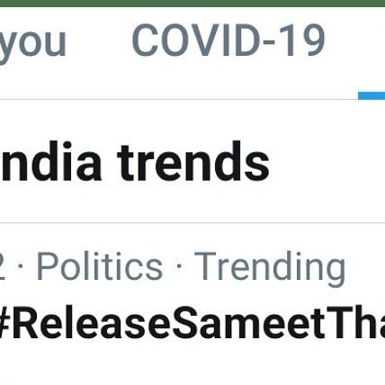 Twitter user followed by PM Modi arrested by Nagpur Police, says BJP MLA; #ReleaseSameetThakkar trends
