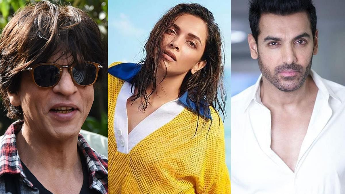 Shah Rukh Khan's upcoming film 'Pathan' to feature Deepika Padukone and John Abraham: Report