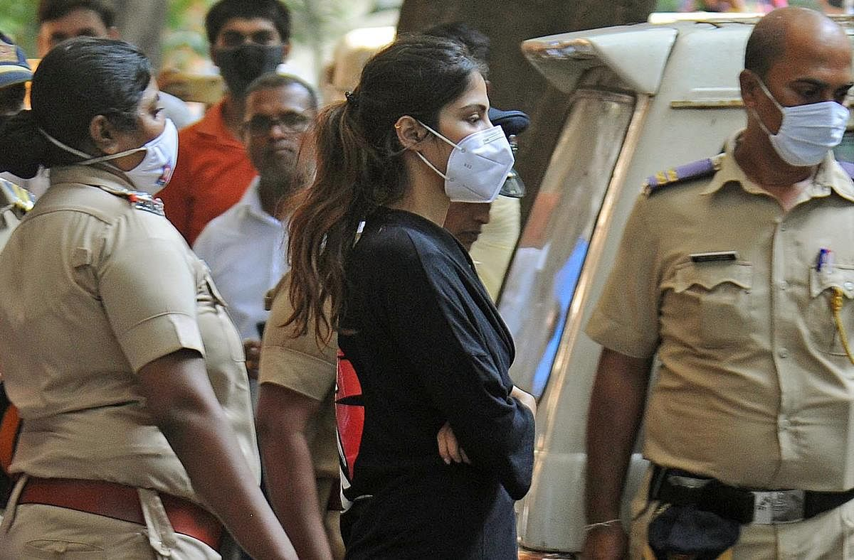 Rhea Bail: HC says, provision of 1-year jail for drugs consumption, 20 years for purchasing 'extremely unreasonable'
