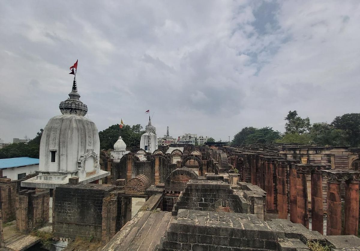 Indore's Phooti Kothi: An incomplete heritage