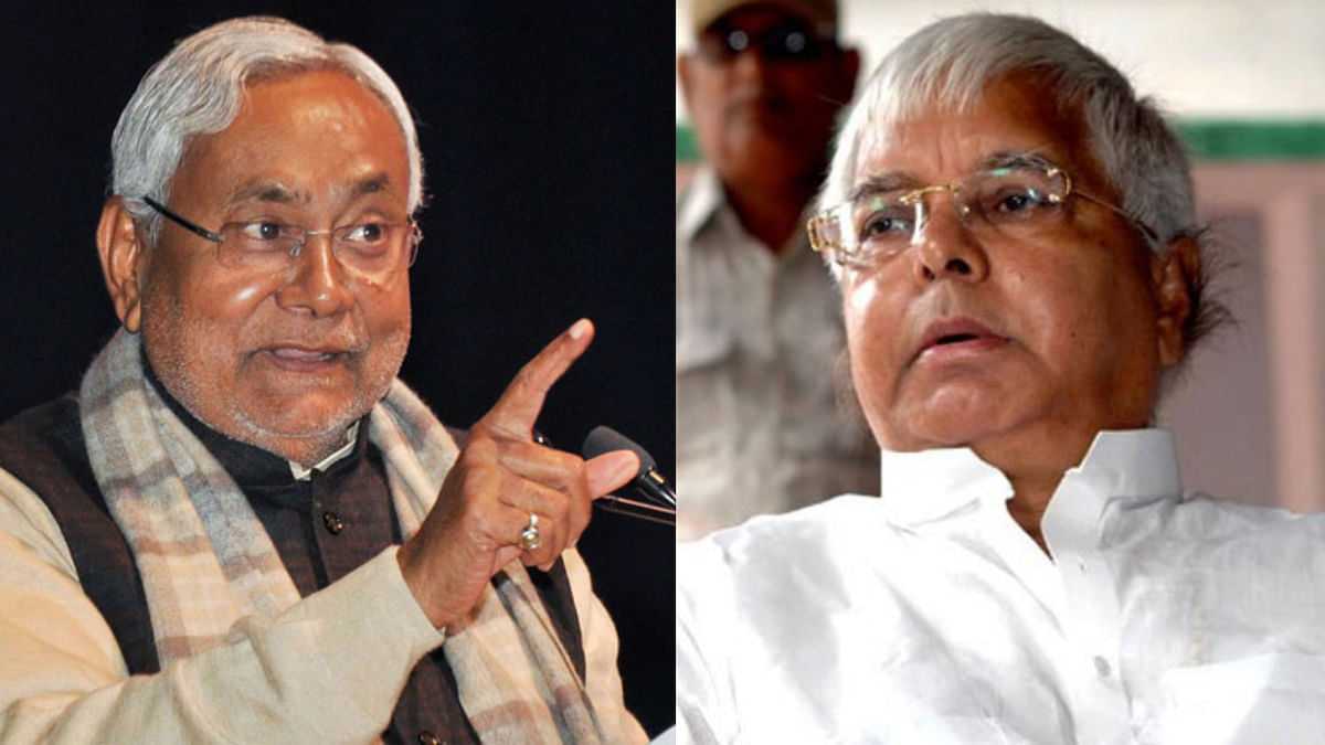 Bihar: Nitish claims Lalu has no faith in his daughters as campaigning ends in 71 constituencies