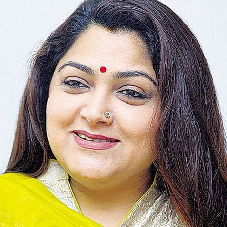 Party-hopper Kushboo joins BJP