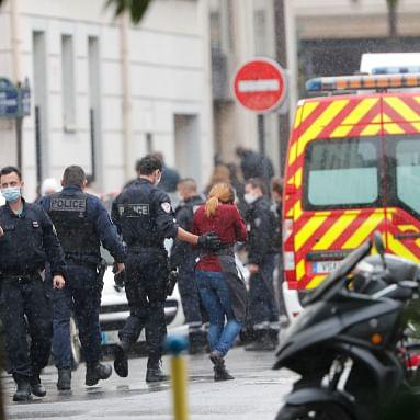 Paris suburb knife attacker is of Chechen origin, says prosecutor