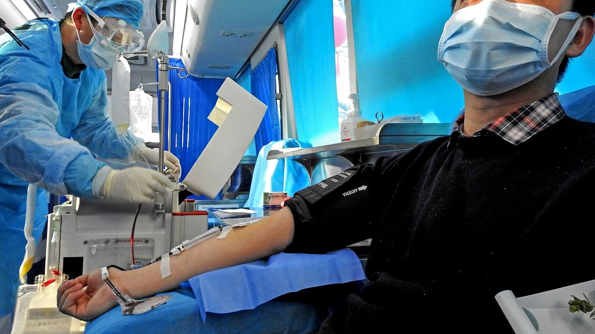 COVID-19 plasma therapy shows little benefit in patients in India: British Medical Journal study